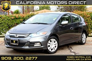 2013 Honda Insight  Carfax Report - No Accidents  Damage Reported to CARFAX Air Conditioning  A