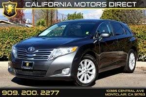 2012 Toyota Venza LE Carfax 1-Owner - No Accidents  Damage Reported to CARFAX  Magnetic Gray M