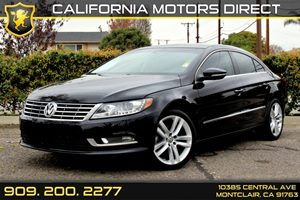 2013 Volkswagen CC Lux Carfax 1-Owner - No Accidents  Damage Reported to CARFAX  Black Oak Bro