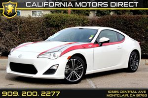 2013 Scion FR-S  Carfax 1-Owner Air Conditioning  AC Audio  AmFm Stereo Audio  Auxiliary A