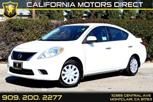 2014 Nissan Versa SV Carfax Report - No Accidents  Damage Reported to CARFAX Air Conditioning