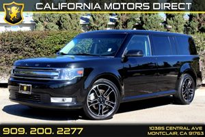 2014 Ford Flex SEL Carfax 1-Owner - No Accidents  Damage Reported to CARFAX Air Conditioning  A