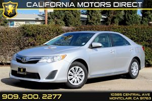 2012 Toyota Camry LE Carfax 1-Owner - No Accidents  Damage Reported to CARFAX Air Conditioning
