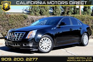 2012 Cadillac CTS Sedan  Carfax 1-Owner Air Conditioning  AC Air Conditioning  Climate Contro