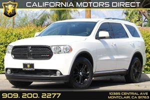 2012 Dodge Durango Crew Carfax Report  Stone White  Department of Motor Vehicle GDMVG Li