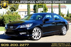 2013 Honda Accord Sdn Sport Carfax 1-Owner Air Conditioning  AC Air Conditioning  Climate Con