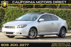 2010 Scion tC  Carfax Report  Classic Silver Metallic  Department of Motor Vehicle GDMVG