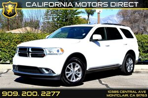 2015 Dodge Durango Limited Carfax 1-Owner - No Accidents  Damage Reported to CARFAX 84 Touchs