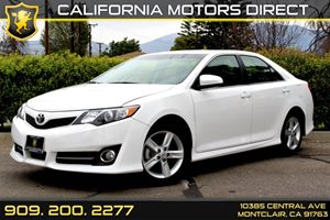 2014 Toyota Camry SE Carfax 1-Owner - No Accidents  Damage Reported to CARFAX Air Conditioning