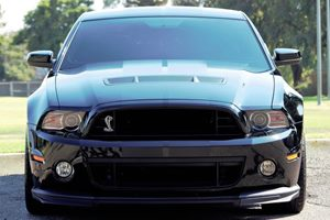 2013 Ford Mustang Shelby GT500 Carfax 1-Owner - No Accidents  Damage Reported to CARFAX Audio