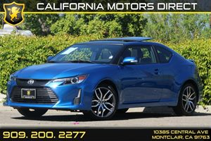 2015 Scion tC  Carfax 1-Owner Displacement  25 L152 Displacement  25L Engine Drivetrain