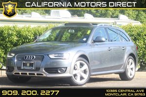 2013 Audi allroad Premium Plus Carfax 1-Owner 3-Blink Touch-To-Pass Turn Signals 5-Link Front Su