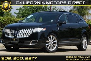 2010 Lincoln MKT wEcoBoost Carfax Report - No Accidents  Damage Reported to CARFAX 3 Assist H