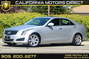2013 Cadillac ATS Luxury Carfax 1-Owner - No Accidents  Damage Reported to CARFAX Displacement
