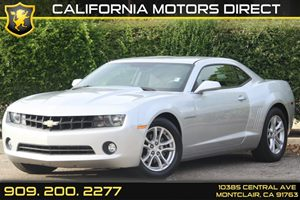2013 Chevrolet Camaro LT Carfax 1-Owner - No Accidents  Damage Reported to CARFAX 6 Cylinders A