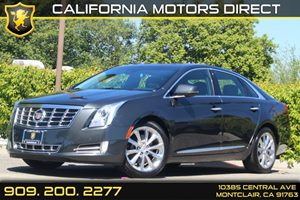 2014 Cadillac XTS Luxury Carfax 1-Owner  Gray  Department of Motor Vehicle GDMVG License