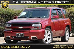 2007 Chevrolet TrailBlazer SS Carfax Report - No Accidents  Damage Reported to CARFAX Air Condit