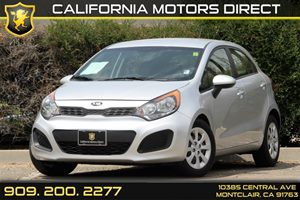 2013 Kia Rio LX Carfax 1-Owner - No Accidents  Damage Reported to CARFAX 4-Lens Multi-Reflector