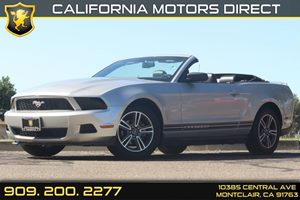 2010 Ford Mustang V6 Premium Carfax Report - No Accidents  Damage Reported to CARFAX Audio  Pre