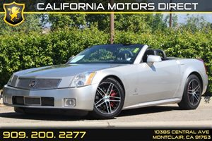 2008 Cadillac XLR  Carfax Report Convenience  Keyless Start Convenience  Navigation System Co