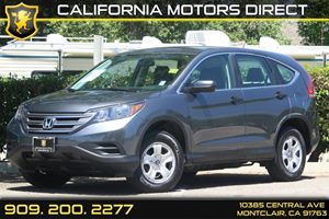 2013 Honda CR-V LX Carfax 1-Owner 4 Cylinders Audio  Auxiliary Audio Input Audio  Cd Player