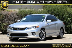 2013 Honda Accord Cpe EX-L Carfax 1-Owner Air Conditioning  Multi-Zone AC Audio  AmFm Stereo
