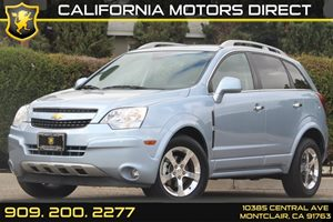 2014 Chevrolet Captiva Sport Fleet LT Carfax Report - No Accidents  Damage Reported to CARFAX