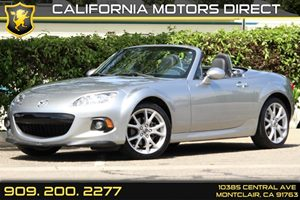 2013 Mazda MX-5 Miata Grand Touring Carfax 1-Owner - No Accidents  Damage Reported to CARFAX