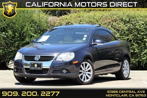 2007 Volkswagen Eos 20T Carfax Report - No Accidents  Damage Reported to CARFAX Air Conditionin