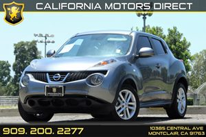 2014 Nissan JUKE S Carfax 1-Owner - No Accidents  Damage Reported to CARFAX Air Conditioning  A