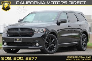 2013 Dodge Durango RT Carfax 1-Owner Audio  Premium Sound System Audio  Satellite Radio Conv