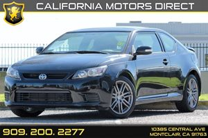 2013 Scion tC  Carfax 1-Owner Audio  AmFm Stereo Audio  Cd Player Audio  Premium Sound Syst