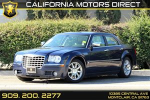 2006 Chrysler 300 C Carfax Report - No Accidents  Damage Reported to CARFAX Air Conditioning  A