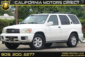 1999 Nissan Pathfinder XE Carfax Report - No Accidents  Damage Reported to CARFAX 6 Cylinders A