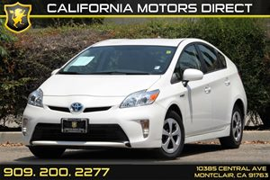 2013 Toyota Prius One Carfax 1-Owner 4 Retractable Assist Grips Air Conditioning  AC Audio