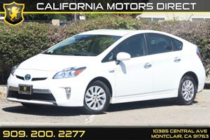 2012 Toyota Prius Plug-In  Carfax 1-Owner  Black  Department of Motor Vehicle GDMVG Lice