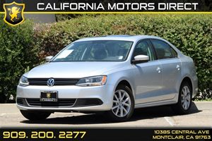 2013 Volkswagen Jetta Sedan SE wConvenienceSunroof Carfax 1-Owner Air Conditioning  AC Audio