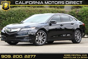 2015 Acura TLX V6 Tech Carfax 1-Owner Day-Night Auto-Dimming Rearview Mirror Displacement  35L
