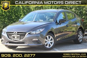 2015 Mazda Mazda3 i SV Carfax 1-Owner - No Accidents  Damage Reported to CARFAX Displacement  2