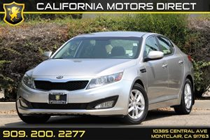 2013 Kia Optima LX Carfax 1-Owner Air Conditioning  AC Audio  AmFm Stereo Audio  Auxiliary