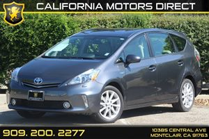 2013 Toyota Prius v Five Carfax 1-Owner - No Accidents  Damage Reported to CARFAX  Magnetic Gr