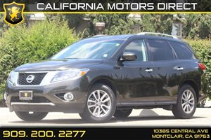 2015 Nissan Pathfinder SV Carfax Report - No Accidents  Damage Reported to CARFAX 6 Cylinders A