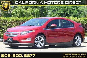 2013 Chevrolet Volt  Carfax 1-Owner  Crystal Red Tintcoat  Department of Motor Vehicle GDMV