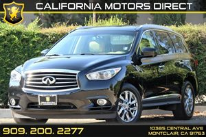 2013 Infiniti JX35  Carfax 1-Owner - No Accidents  Damage Reported to CARFAX Displacement  35L