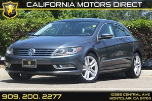 2013 Volkswagen CC Lux Carfax 1-Owner - No Accidents  Damage Reported to CARFAX 4 Cylinders Aud