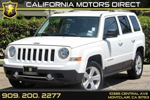 2014 Jeep Patriot Limited Carfax 1-Owner 5 Person Seating Capacity Clearcoat Paint Deep Tinted