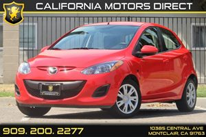 2014 Mazda Mazda2 Sport Carfax 1-Owner - No Accidents  Damage Reported to CARFAX Aero-Composite