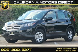 2014 Honda CR-V LX Carfax 1-Owner - No Accidents  Damage Reported to CARFAX 5 Person Seating Cap