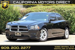 2013 Dodge Charger SE Carfax 1-Owner Audio  AmFm Stereo Auto Headlamps Black Headlamp Bezels