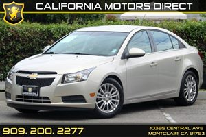 2011 Chevrolet Cruze ECO w1XF Carfax Report 1Lt1Xf Interior Appearance Includes Ls Interior App